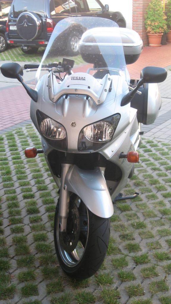 Yamaha FJR 1300 - opinia użytkownika
