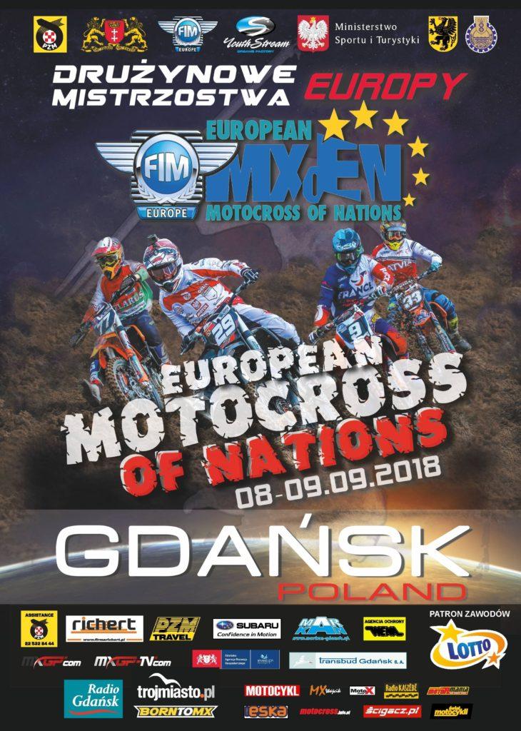 Motocross Of European Nations 2018