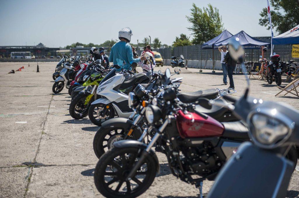 Wielki test motocykli o pojemności 125 ccm!