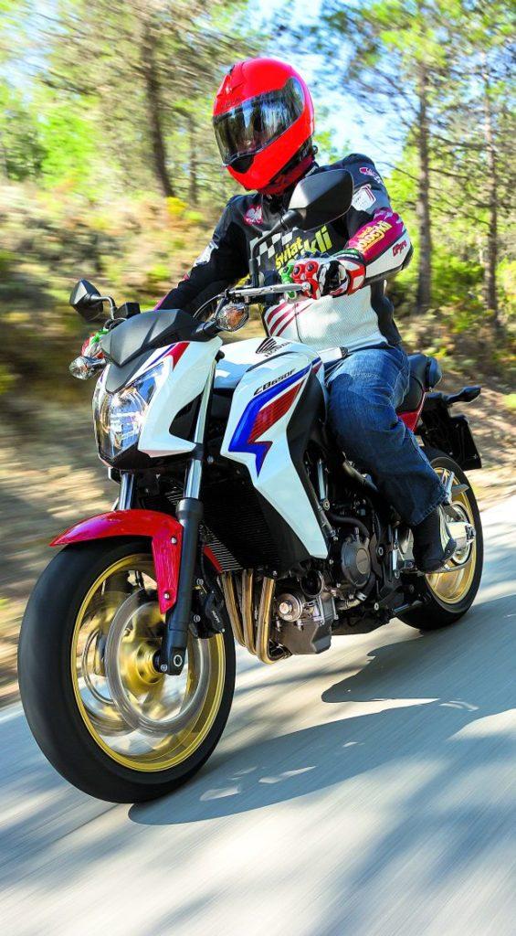 Honda CB 650F.