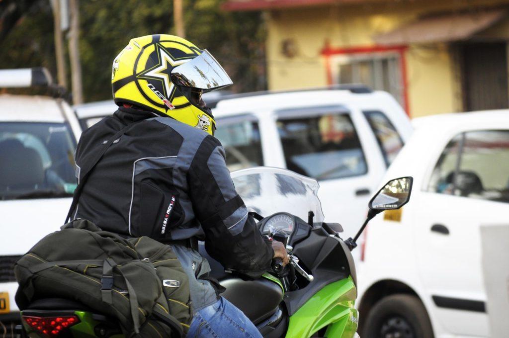 Odzież termoaktywna - jazda na motorze a pogoda