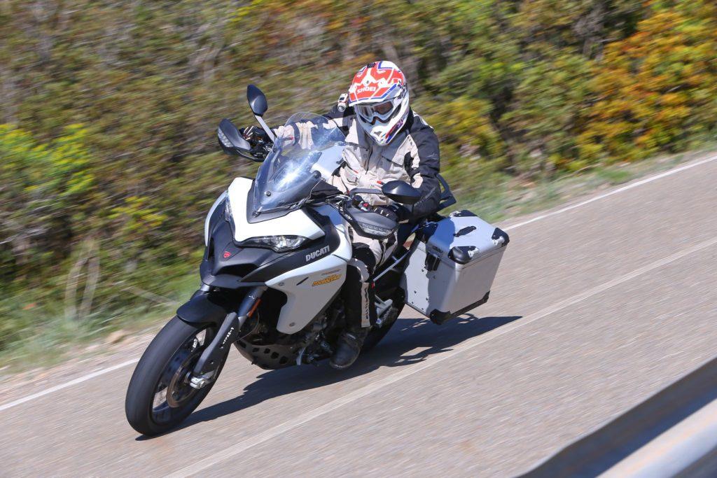 Ducati Multistrada 1200 Enduro - pierwsze wrażenia
