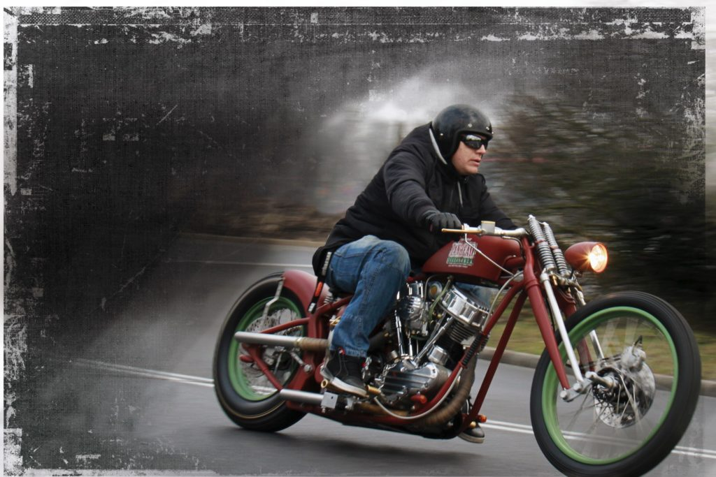 Panhead California