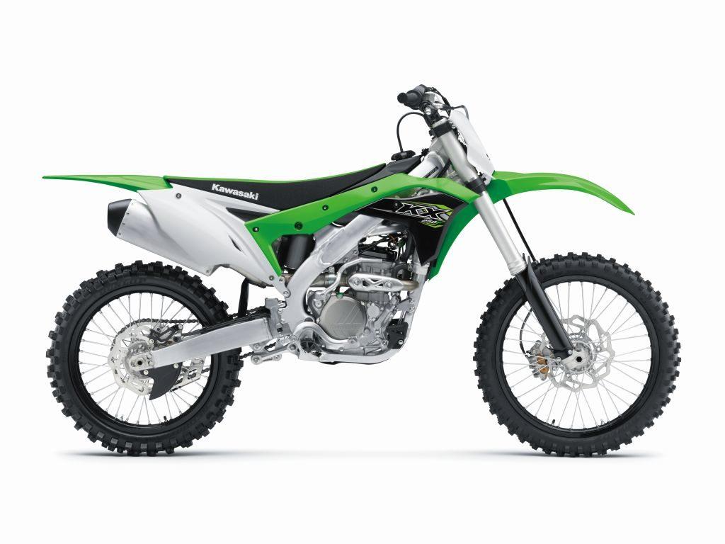 Kawasaki 250 - Nowości 2018