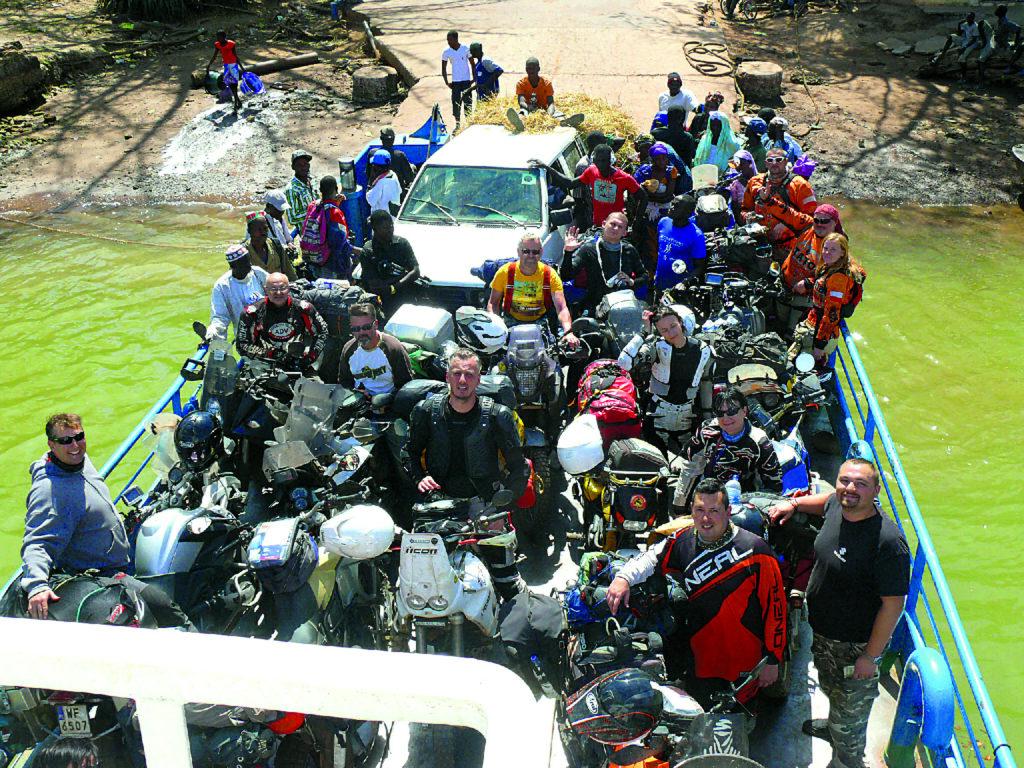 Różnorodność motocykli była ogromna
