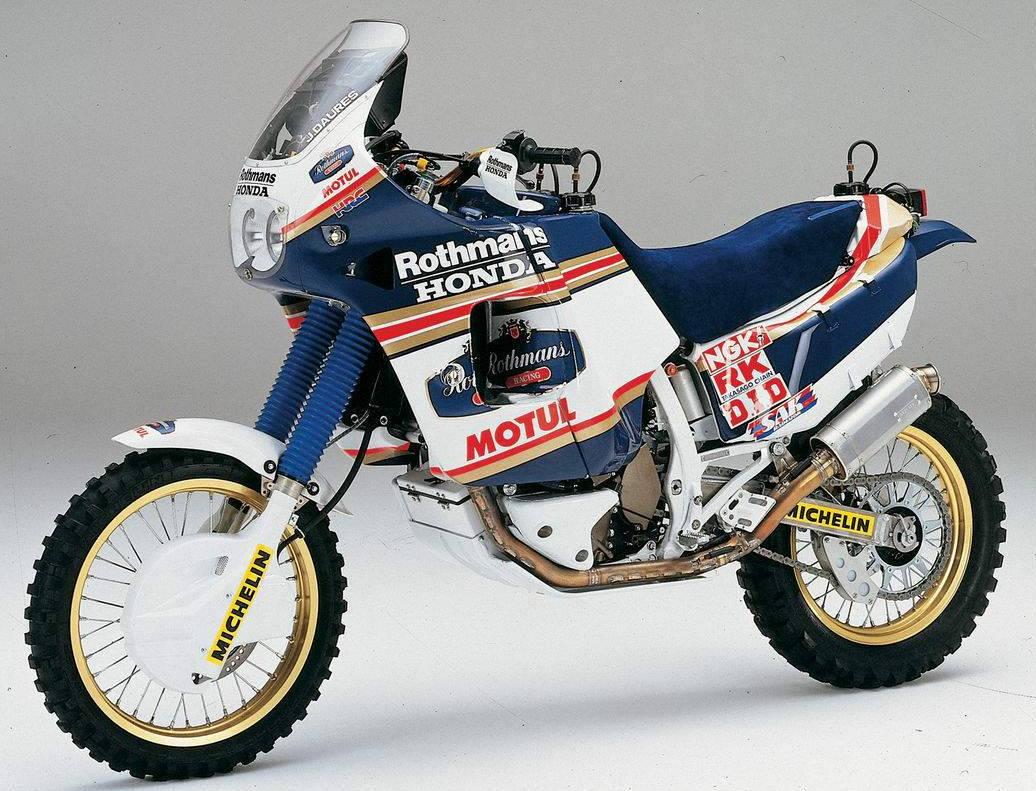 Honda-NXR750