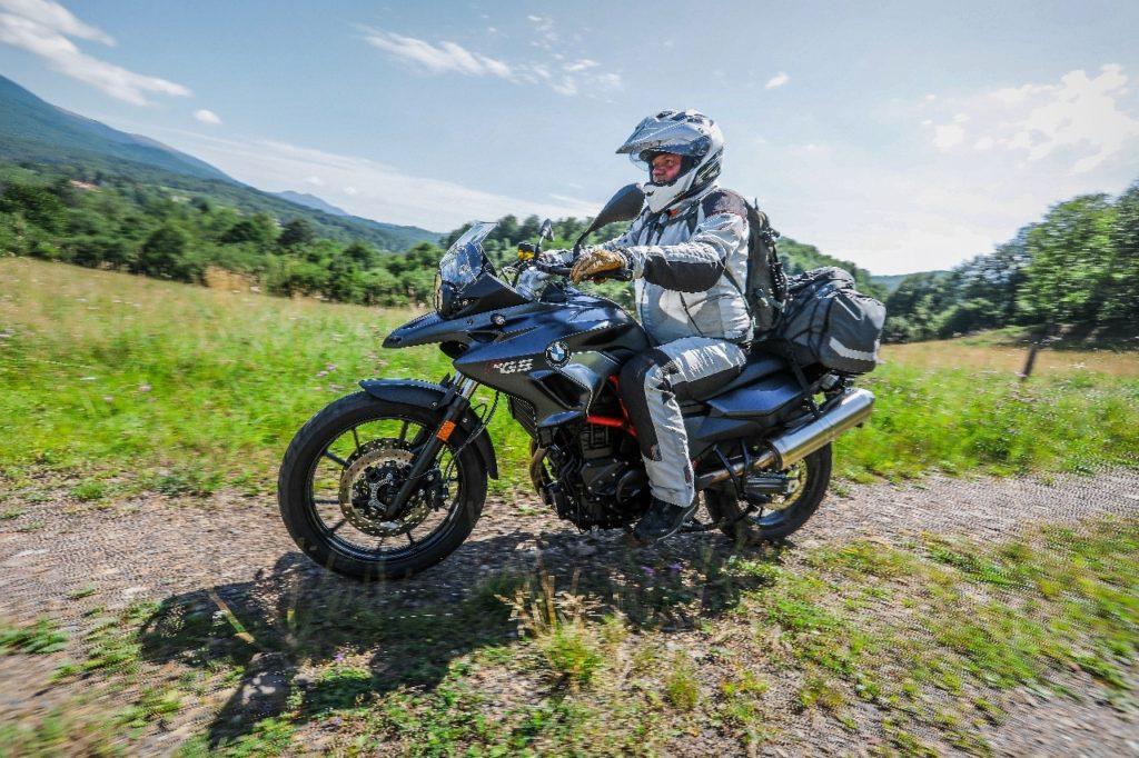 4-6.08.2017 Bieszczady . Test porownawczy trzech motocykli BMW GS 700 , 800 Trophy i GS Adventure . Fot . Slawomir Kaminski / Agencja Gazeta