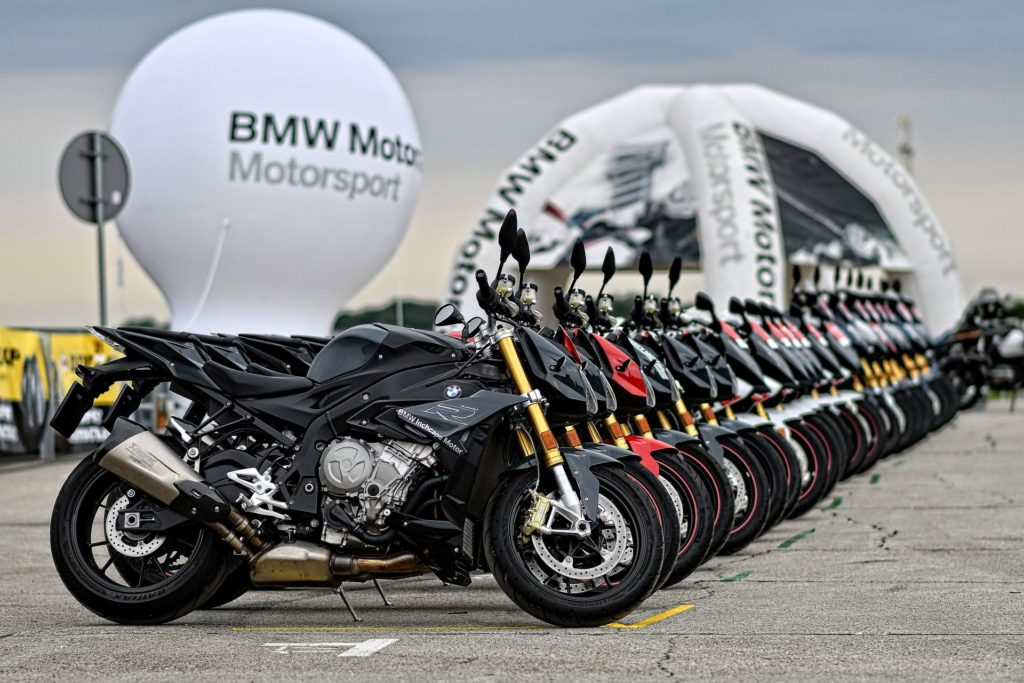 BMW RR Day 2017 (Circuit SilesiaRing)