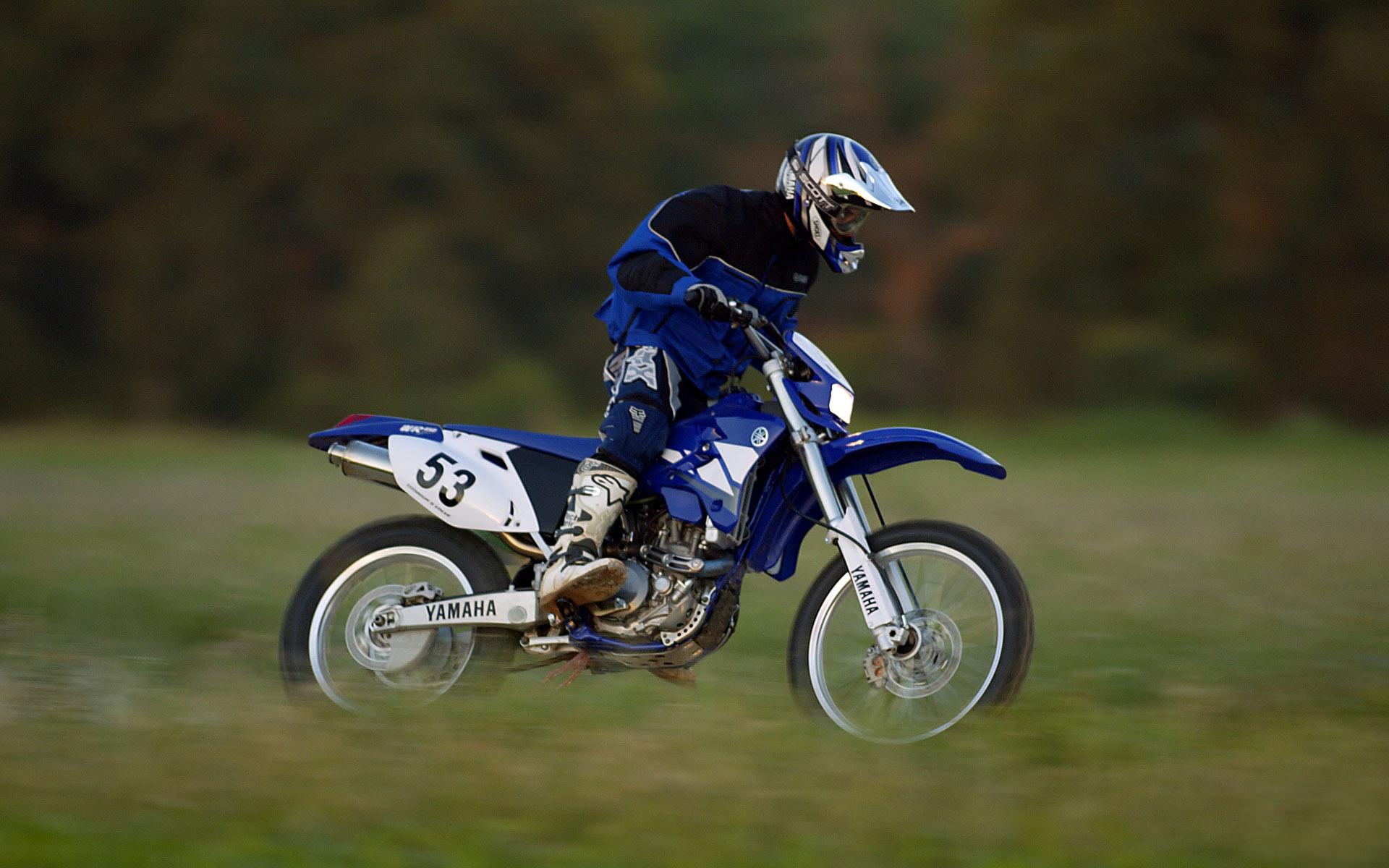 Yamaha WR450F 97