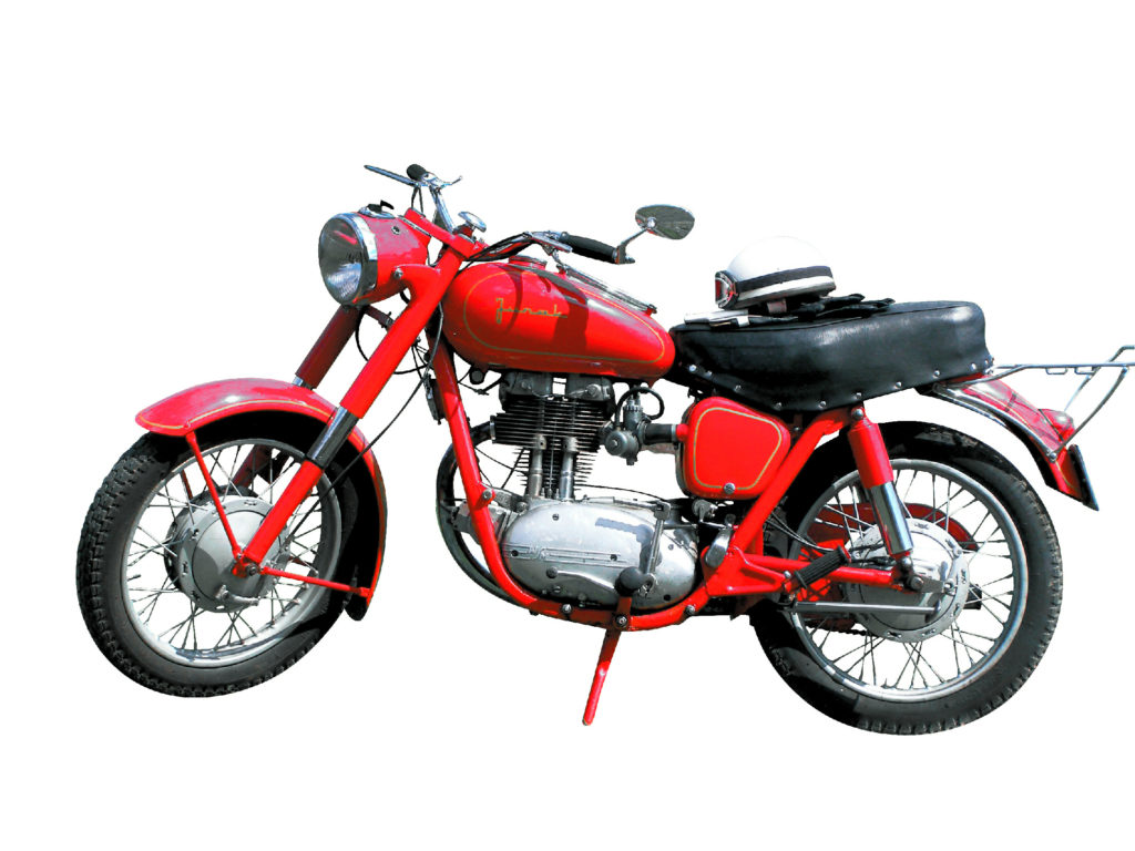 Junak M-07 1959 (przejściówka)