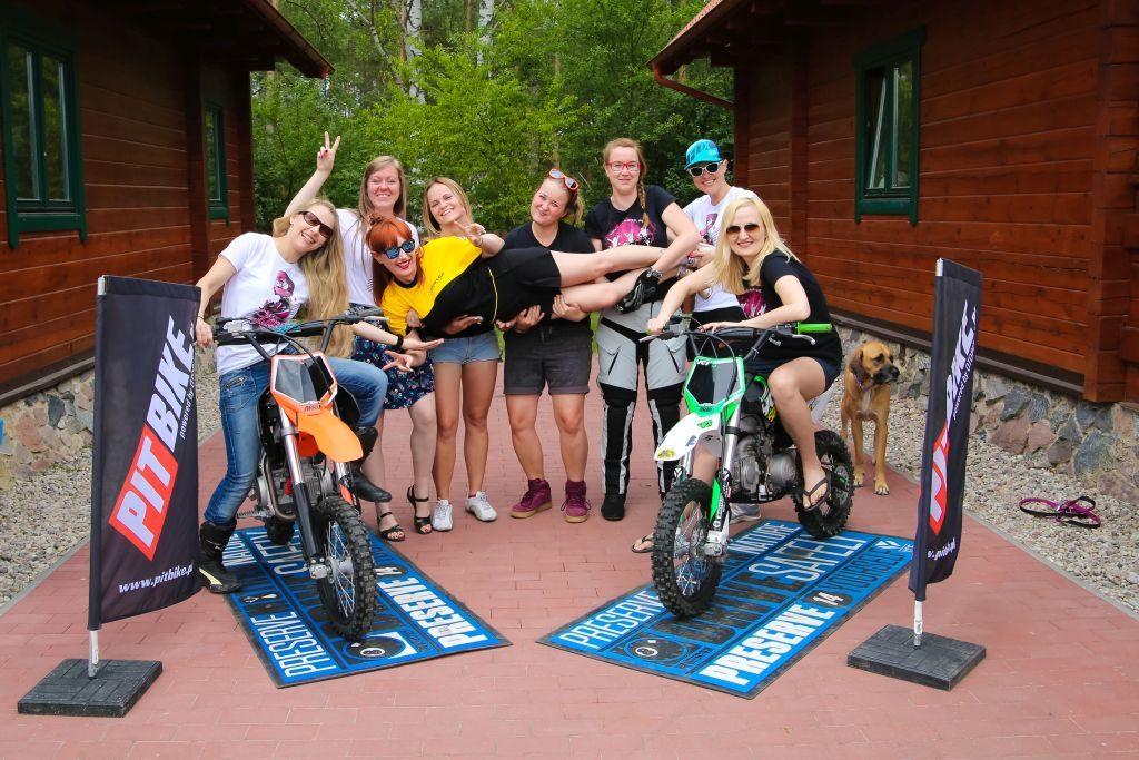 Honda Speed Ladies Camp