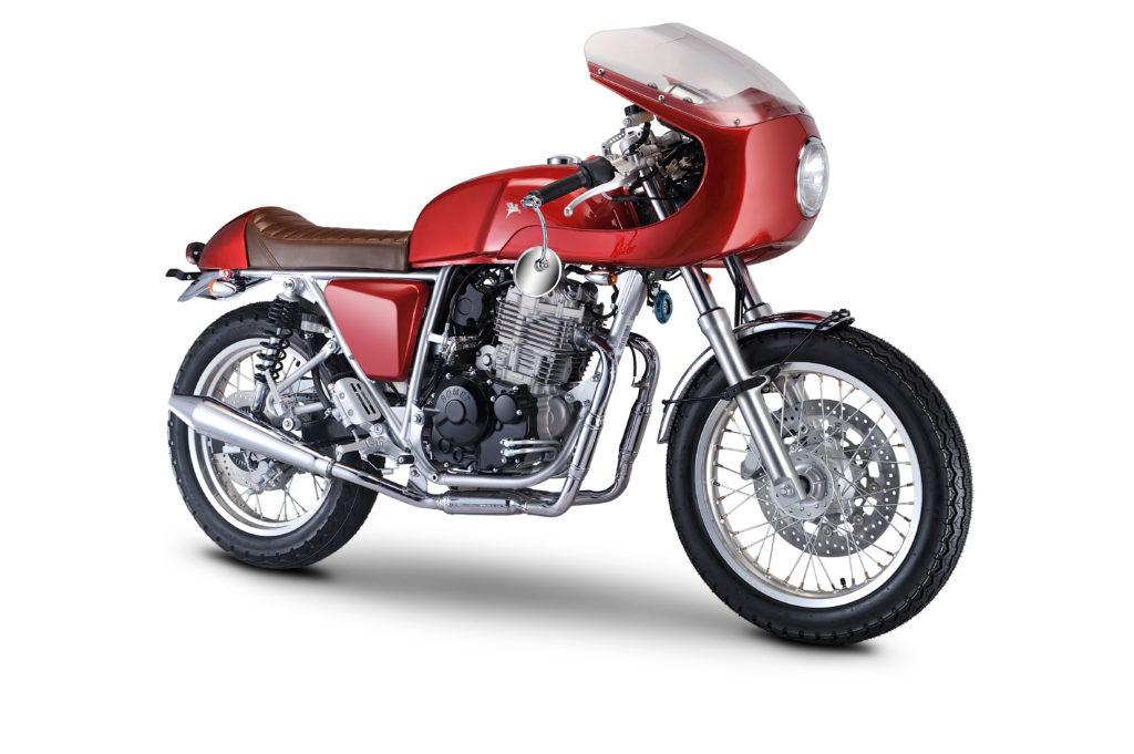 Romet Classic 400 Cafe Racer