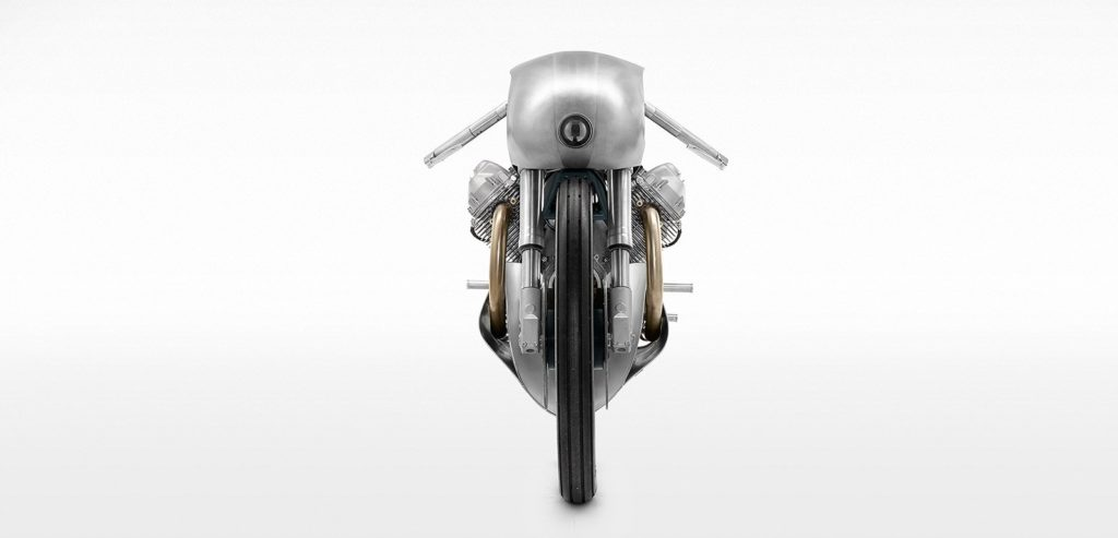 Moto Guzzi by Death Machines of London