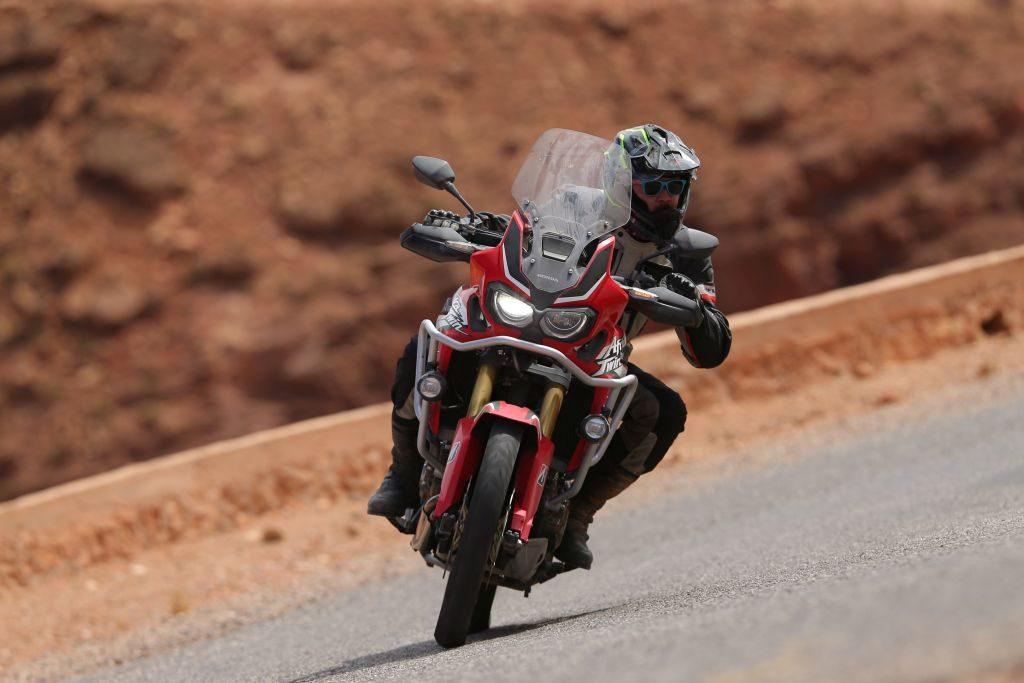 Testy opon - Maroko