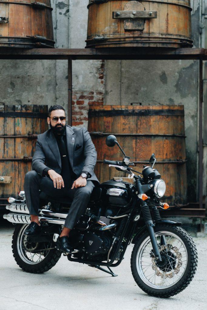 The Distinguished Gentleman's Ride Polska