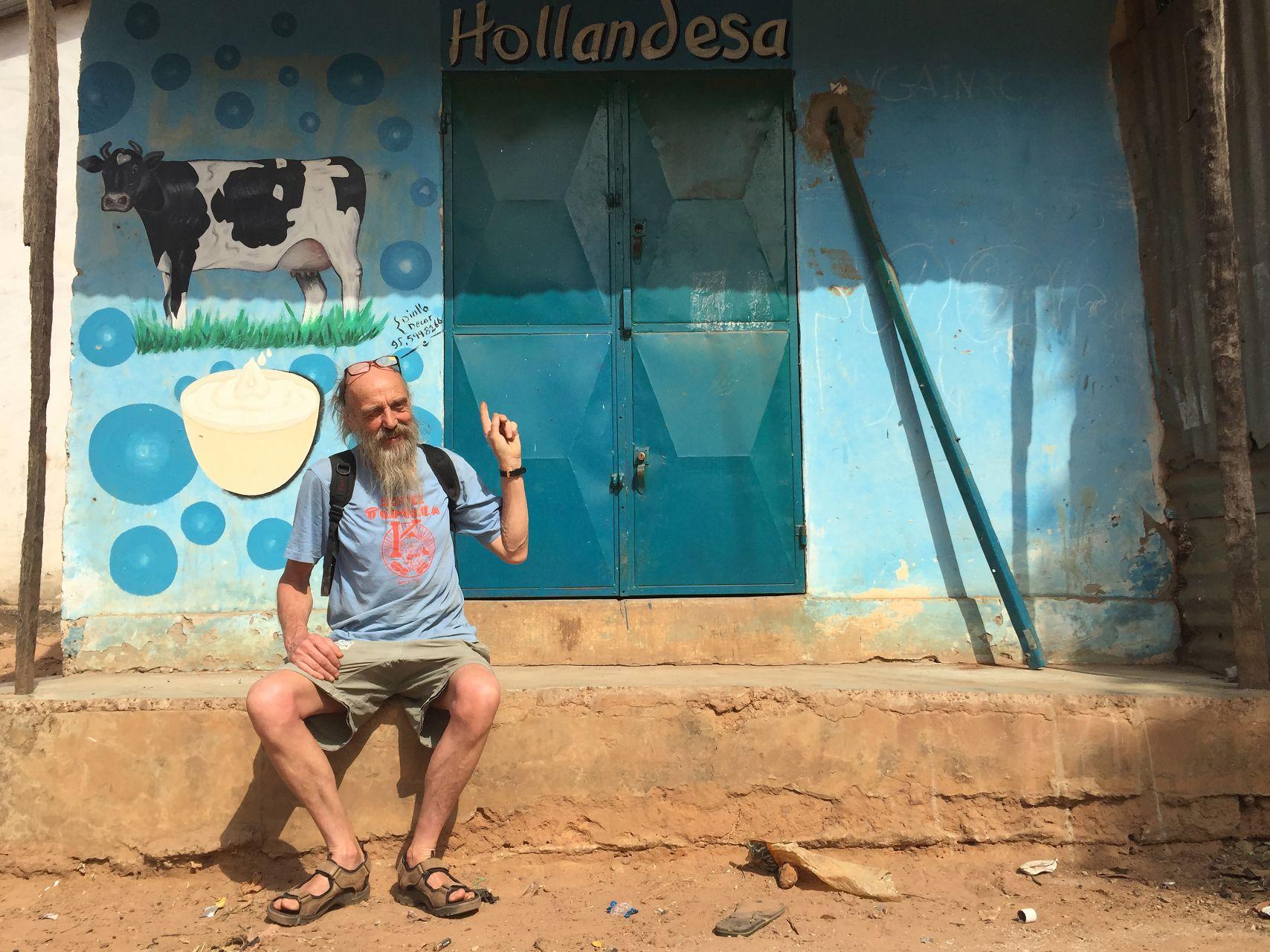 Rober Palka - Senegal, Gwinea Bissau
