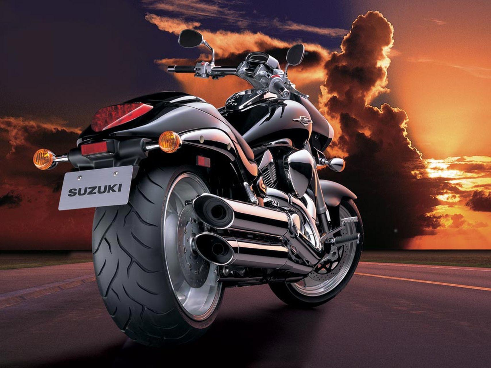 Suzuki M 1800R Intruder