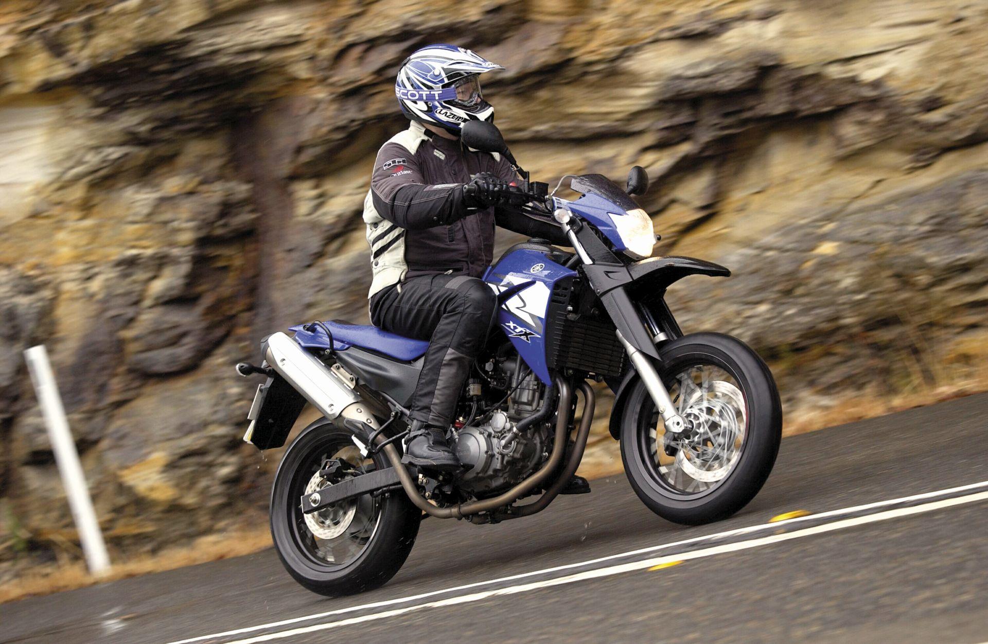 Yamaha XT 660 R/X/Z Tenere