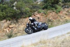 Harley - Davidson FXDR w akcji