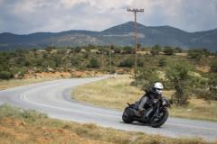 Harley - Davidson FXDR. Do turystyki?