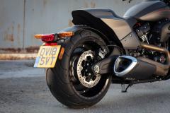 Harley - Davidson FXDR - prawy tył