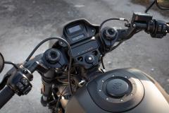 Harley - Davidson FXDR - zegary