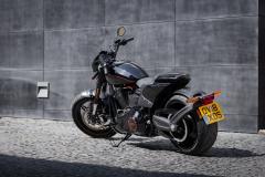 Harley - Davidson FXDR lewy tył