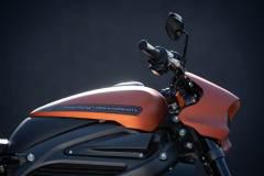 Harley-Davidson Livewire. Lampa oraz zbiornik