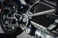 Harley-Davidson Livewire. Silnik