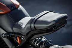 Harley-Davidson Livewire. Siedzenie