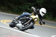 Harley-Davidson Livewire. W lewym zakręcie