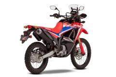 2021 CRF300 Rally