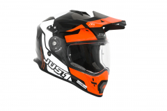 J34 ORANGE BLACK GLOSS 34DX