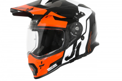 J34 ORANGE BLACK GLOSS 34SX