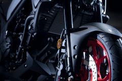 Yamaha MT-03 2020 hamulec widelec