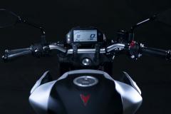 Yamaha MT-03 2020 kierownica zegary