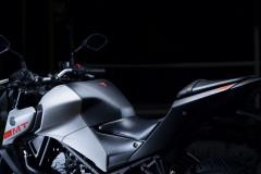 Yamaha MT-03 2020 kanapa