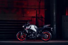 Yamaha MT-03 2020 lewy bok