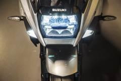 Suzuki Katana. Lampa przednia