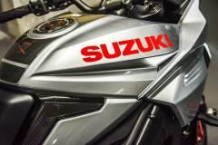 Suzuki Katana. Zbiornik paliwa oraz owiewka