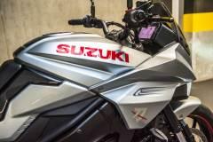Suzuki Katana. Zbiornik paliwa