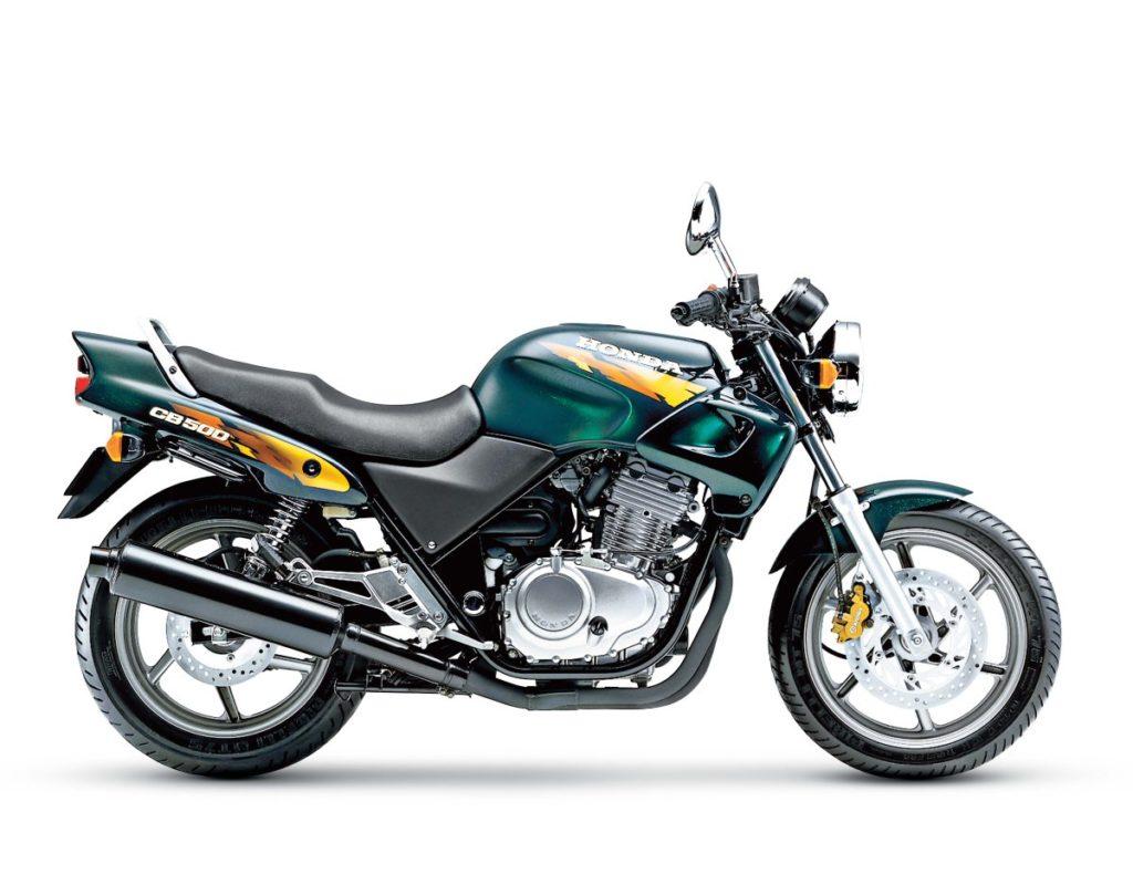Honda CB 500 - motocykl na kategorię A2 dla początkujących