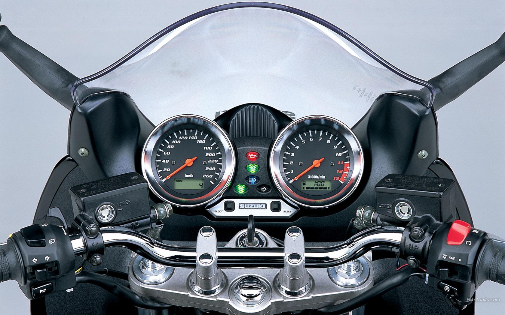 Suzuki Bandit 1200S zegary/liczniki