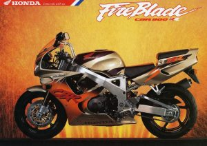 Honda XBR 900RR Fireblade SC28