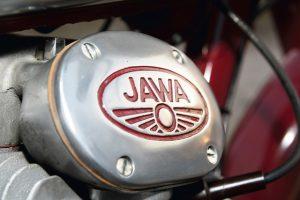 Motocykle Jawa 500 OHV