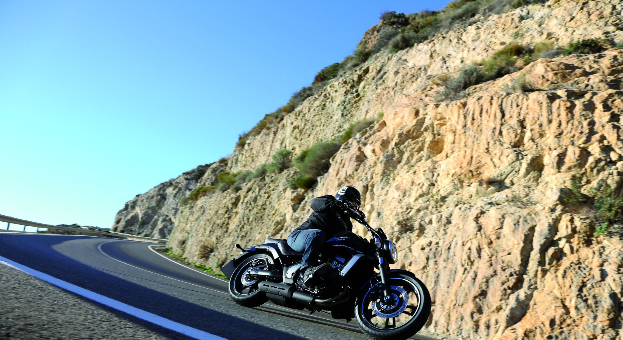 Kawasaki Vulcan S Motocykl dla niskich osób