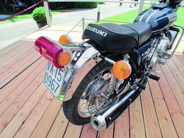 Suzuki RE-5.