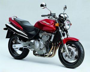 Honda Hornet 600 Zwinny Golas Z Sercem Sportowca świat Motocykli