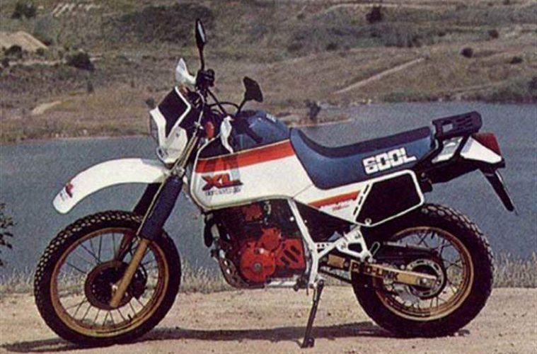 Honda XL600LM