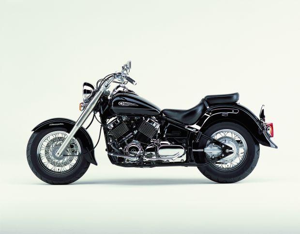 Yamaha XVS 650 Drag Star